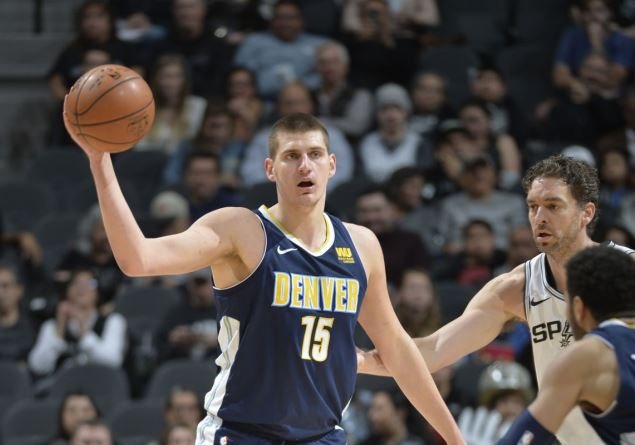 Huge game for Nikola Jokic in important win over Mavericks (video)